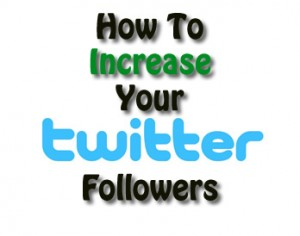 how to increase twitter flowers