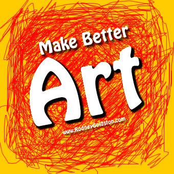 marketing make better art