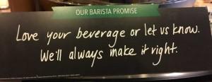 starbucks barista promise