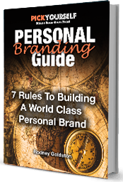 personal branding tips ebook by rodney goldston