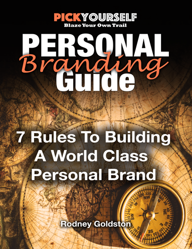 rodney goldston personal branding ebook
